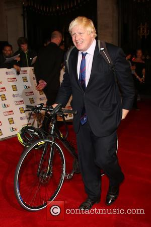 Boris Johnson - The Daily Mirror Pride of Britain Awards 2015 held at Grosvenor House Hotel - Arrivals at Grosvenor...
