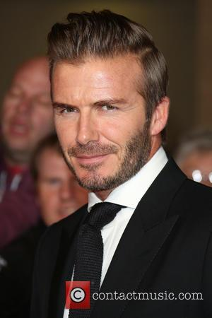 David Beckham - The Daily Mirror Pride of Britain Awards 2015 held at Grosvenor House Hotel - Arrivals at Grosvenor...