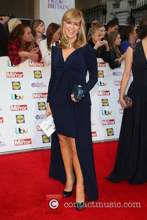 Kate Garraway - The Daily Mirror Pride of Britain Awards 2015 held at Grosvenor House Hotel - Arrivals at Grosvenor...