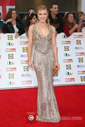 Camilla Kerslake - The Daily Mirror Pride of Britain Awards 2015 held at Grosvenor House Hotel - Arrivals at Grosvenor...