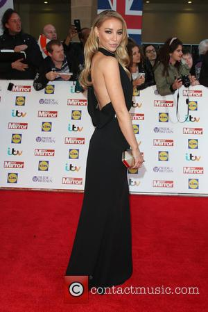 Lauren Pope - The Daily Mirror Pride of Britain Awards 2015 held at Grosvenor House Hotel - Arrivals at Grosvenor...