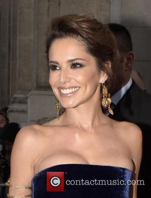 Cheryl Fernandez-Versini - Pride of Britain Awards 2015 - Outside Arrivals - LONDON, United Kingdom - Monday 28th September 2015
