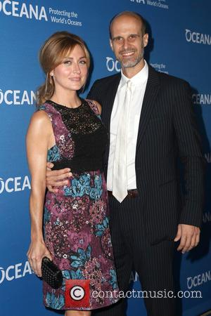 Sasha Alexander , Eduardo Ponti - A Concert for our Oceans benefitting Oceana at Wallis Annenberg Center for the Performing...