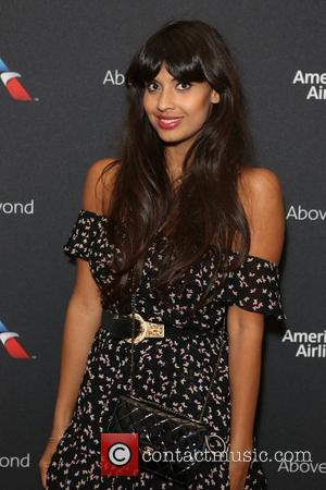 Jameela Jamil - Guests attend exclusive event with Grahan Norton with a performance by James Morrison at One Marylebone -...