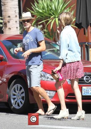 Timothy Olyphant and Alexis Knief