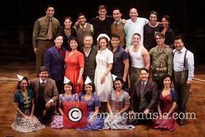 Michael K. Lee, Lea Salonga, George Takei, Katie Rose Clarke, Telly Leing, Scott Wise and Cast