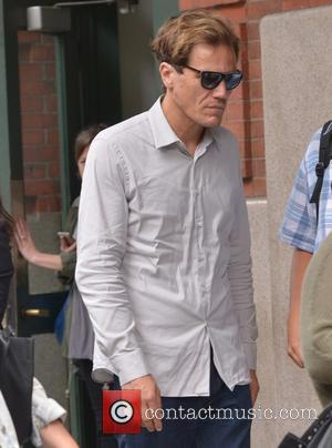 Michael Shannon - Michael Shannon walking in TriBeCa - Manhattan, New York, United States - Tuesday 29th September 2015