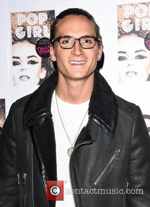Oliver Proudlock - Tallia Storm Book Launch Party at Tape London, Hanover Square at Tape London - London, United Kingdom...