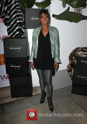 Holly Robinson Peete - EVINE Live celebration at Villa Blanca at Villa Blanca - Beverly Hills, California, United States -...
