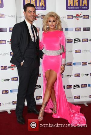 Jonathan Clark , Hannah Elizabeth - The National Reality TV Awards (NRTA) 2015 held at the Porchester Hall - Arrivals...