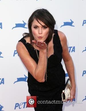 Jorja Fox - PETA's 35th Anniversary Bash held at the Hollywood Palladium - Arrivals at Hollywood Palladium - Hollywood, California,...