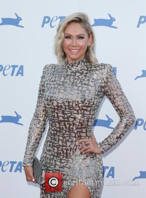 Kym Johnson - PETA's 35th Anniversary Bash held at the Hollywood Palladium - Arrivals at Hollywood Palladium - Hollywood, California,...