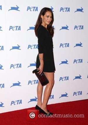 Maggie Q - PETA's 35th Anniversary Bash held at the Hollywood Palladium - Arrivals at Hollywood Palladium - Hollywood, California,...