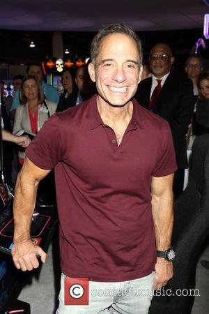 Harvey Levin - IGT, Warner Bros and TMZ's Harvey Levin unveils TMZ Video Slots at Global Gaming Expo at Sands...