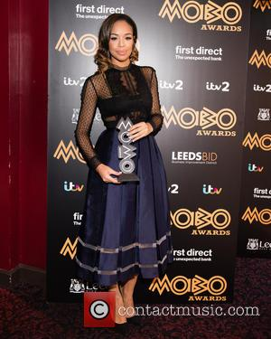 Sarah-Jane Crawford - Nominations for the MOBO Awards are announced at London's Ronnie Scotts - London, United Kingdom - Wednesday...