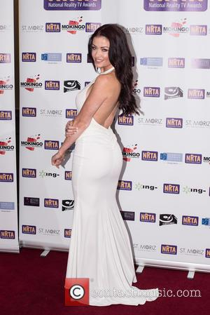 Jess Impiazzi - National Reality TV Awards held at the Porchester Hall - Arrivals. - London, United Kingdom - Wednesday...