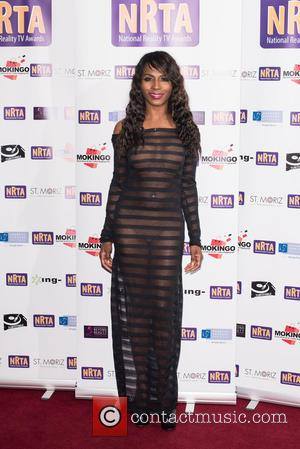 Sinitta - National Reality TV Awards held at the Porchester Hall - Arrivals. - London, United Kingdom - Wednesday 30th...