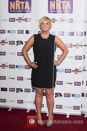 Kerry Katona - National Reality TV Awards held at the Porchester Hall - Arrivals. - London, United Kingdom - Wednesday...