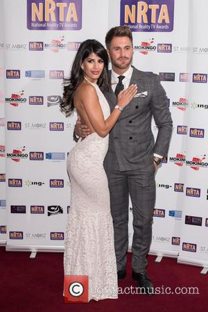 Jasmin Walia , Guest - National Reality TV Awards held at the Porchester Hall - Arrivals. - London, United Kingdom...