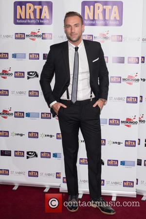 Calum Best - National Reality TV Awards held at the Porchester Hall - Arrivals. - London, United Kingdom - Wednesday...