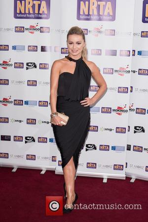 Ola Jordan - National Reality TV Awards held at the Porchester Hall - Arrivals. - London, United Kingdom - Wednesday...