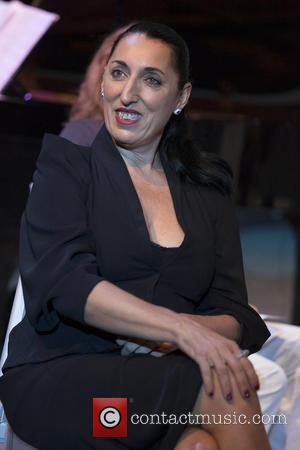 Rossy de Palma - Rossy de Palma at the presentation of the season's 'Spanish Theatre' in Madrid - Madrid, Spain...