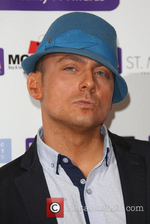 Paul Danan - The National Reality TV Awards (NRTA) 2015 held at the Porchester Hall - Arrivals - London, United...