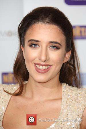 Ella Jade - The National Reality TV Awards (NRTA) 2015 held at the Porchester Hall - Arrivals - London, United...