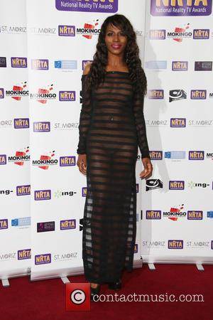Sinitta - The National Reality TV Awards (NRTA) 2015 held at the Porchester Hall - Arrivals - London, United Kingdom...