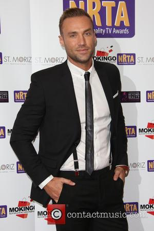 Calum Best - The National Reality TV Awards (NRTA) 2015 held at the Porchester Hall - Arrivals - London, United...