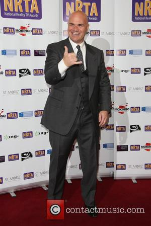 Sean Kelly - The National Reality TV Awards (NRTA) 2015 held at the Porchester Hall - Arrivals - London, United...