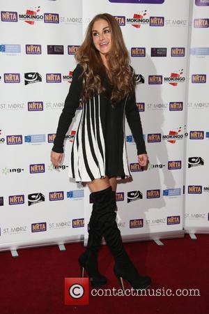 Nikki Grahame - The National Reality TV Awards (NRTA) 2015 held at the Porchester Hall - Arrivals - London, United...
