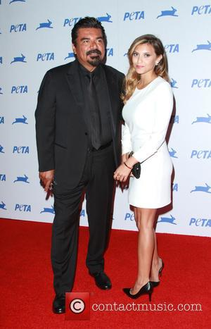 George Lopez - PETA's 35th Anniversary Bash held at the Hollywood Palladium - Arrivals at Hollywood Palladium - Los Angeles,...