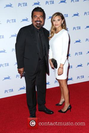 George Lopez - PETA's 35th Anniversary Party at Hollywood Palladium - Arrivals - Los Angeles, California, United States - Wednesday...