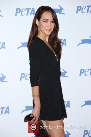 Maggie Q - PETA's 35th Anniversary Party at Hollywood Palladium - Arrivals - Los Angeles, California, United States - Wednesday...