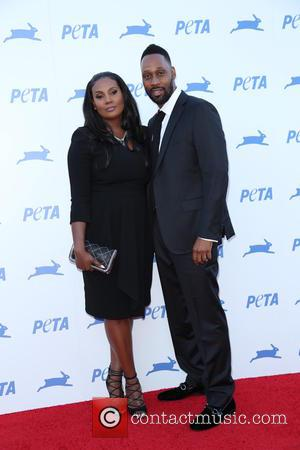 RZA - PETA's 35th Anniversary Party at Hollywood Palladium - Arrivals - Los Angeles, California, United States - Wednesday 30th...