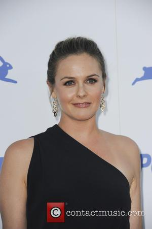 Alicia Silverstone - PETA's 35th Anniversary Bash held at the Hollywood Palladium - Arrivals - Los Angeles, California, United States...