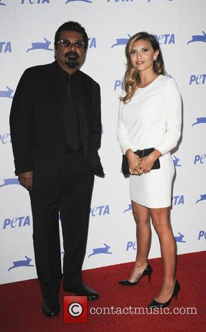 George Lopez - PETA's 35th Anniversary Bash held at the Hollywood Palladium - Arrivals - Los Angeles, California, United States...