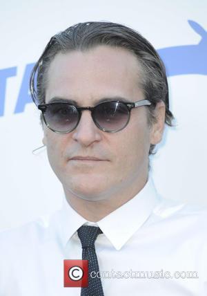 Joaquin Phoenix - PETA's 35th Anniversary Bash held at the Hollywood Palladium - Arrivals - Los Angeles, California, United States...