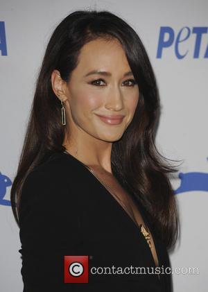 Maggie Q - PETA's 35th Anniversary Bash held at the Hollywood Palladium - Arrivals - Los Angeles, California, United States...