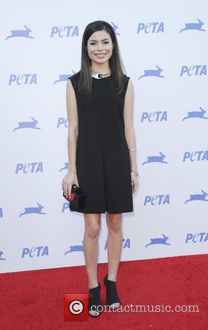 Miranda Cosgrove - PETA's 35th Anniversary Bash held at the Hollywood Palladium - Arrivals - Los Angeles, California, United States...