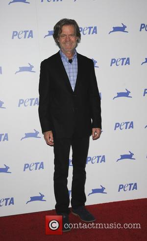 William H. Macy - PETA's 35th Anniversary Bash held at the Hollywood Palladium - Arrivals - Los Angeles, California, United...
