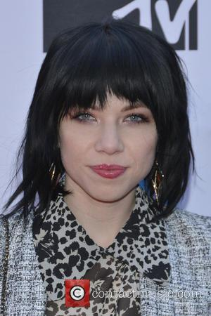 Carly Rae Jepsen - WE Day arrival at Air Canada Centre in Toronto. - Toronto, Canada - Thursday 1st October...