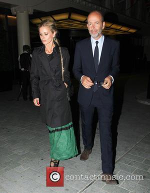Laura Bailey , Eric Fellner - Celebrities leaving the