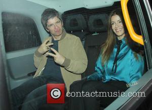 Noel Gallagher , Sara MacDonald - Celebrities leaving the