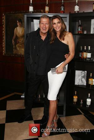 Mario Testino , Cindy Crawford - Casmigos Tequila London Launch and Cindy Crawford 'Becoming' Book Launch - Arrivals - London,...