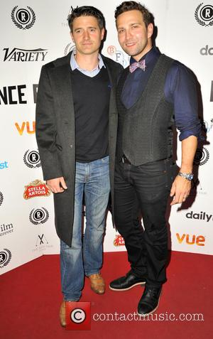 Stefan Booth and Tom Chambers