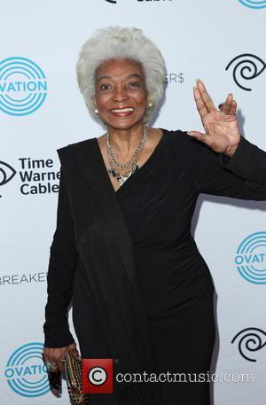 Nichelle Nichols - Ovation network's 'Art Breakers' series premiere at Laemmle's Music Hall in Beverly Hills - Los Angeles, California,...