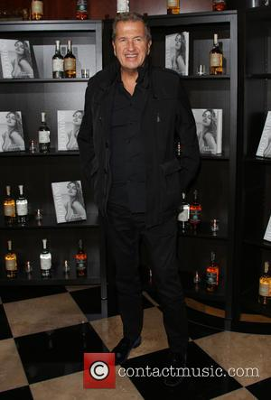 Mario Testino - Casmigos Tequila London Launch and Cindy Crawford 'Becoming' Book Launch - Arrivals - London, United Kingdom -...
