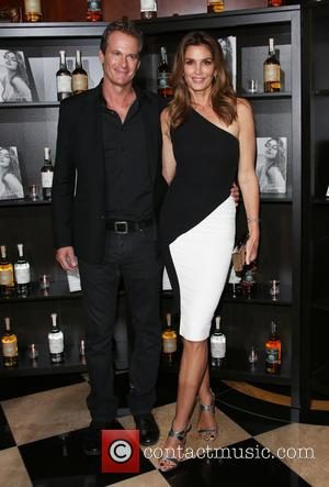 Cindy Crawford , Rande Gerber - Casmigos Tequila London Launch and Cindy Crawford 'Becoming' Book Launch - Arrivals - London,...